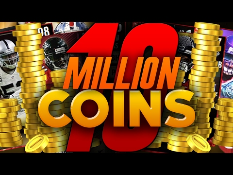 INSANE 10 MILLION COINS SPENDING SPREE! MADDEN 17 ULTIMATE TEAM SHOPPING SPREE AND SQUAD BUILDER!