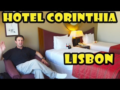Corinthia Hotel Lisbon Portugal Review