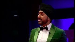 The Art Of Magic Magic Singh TEDxChandigarh 2018 Magic Singh TEDxChandigarh