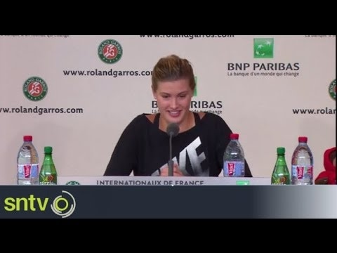 Bouchard: Sharapova is not my friend