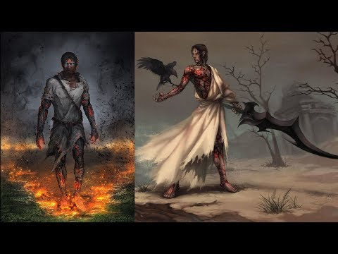 Exploring the SCP Foundation: SCP-073 & 076 - Cain and Able
