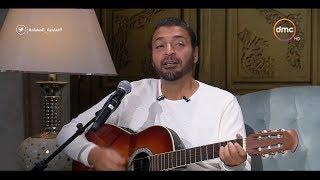 صاحبة السعادة - الفنان حميد الشاعري يغني \