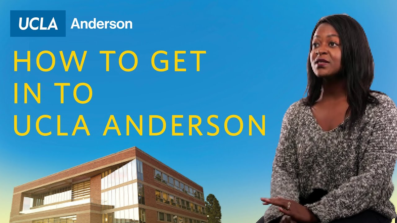 2019-2020 UCLA Anderson Essay Analysis