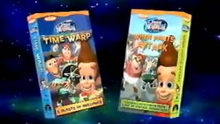 The Adventures of Jimmy Neutron: Boy Genius VHS and DVD trailer (Version #2)