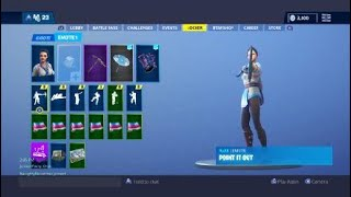 Fortnite Maki Master Skin Review With 70+Backblings