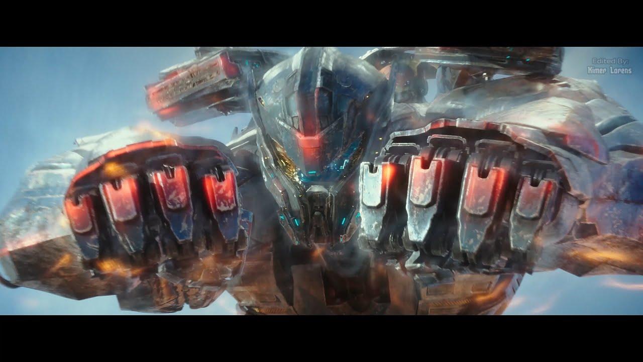 Download Pacific Rim: Uprising (2018) - Final battle - Part 2 - Only action [4K]