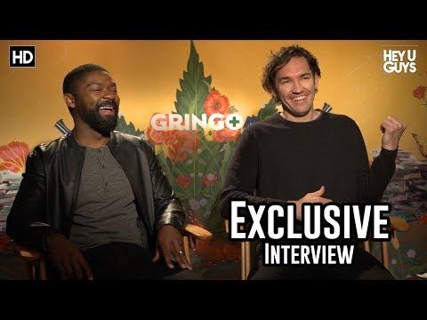 David Oyelowo & Nash Edgerton  Gringo Exclusive