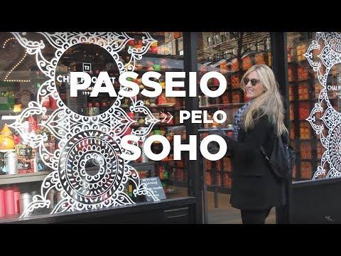 PASSEIO E COMPRAS PELO SOHO EM NOVA YORK | NY