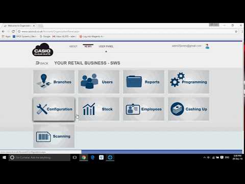 Cloud Back Office Software EPOS Systems, Tills, Cash Registers - South West Systems