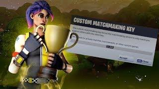 Fortnite Custom Matchmaking Scrims | PC/PS4/XBOX | Fortnite Live