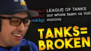 TANK VOLIBEAR IS SUPER BROKEN NOW @Trick2g