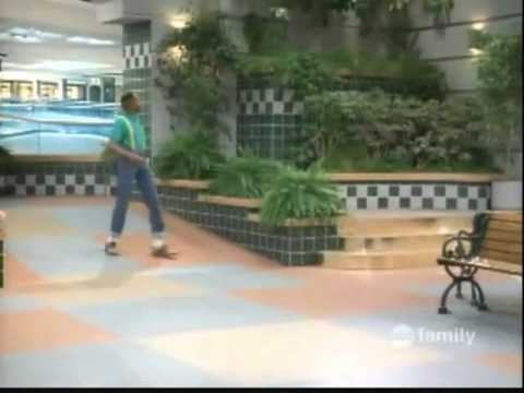 Attention shoppers Steve Urkel is about to enter the mall