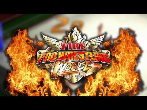Fire Pro Wrestling World   WWE WRESTLERS - AJ STYLES, SHINSUKE NAKAMURA, & MORE