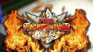 النار برو المصارعة العالمية | المصارعة المصارعين - AJ STYLES, SHINSUKE ناكامورا ،