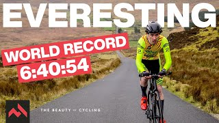 The fastest ever Everesting - Breaking a world record