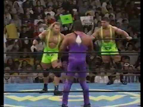 High Voltage vs. Disorderly Conduct [1998-05-16]