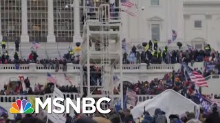 Maddow: Trump Supporters Moved Past Politics With Criminal Violence At Capitol | MSNBC