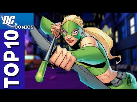 Top 10 Artemis Moments From Young Justice