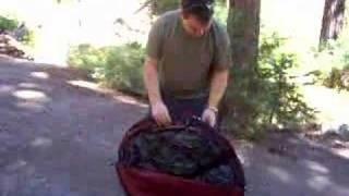 Dan's Tent Demonstration