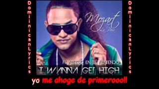 Mozart La Para - I Wanna Get High (2012)(Lyrics On Screen)