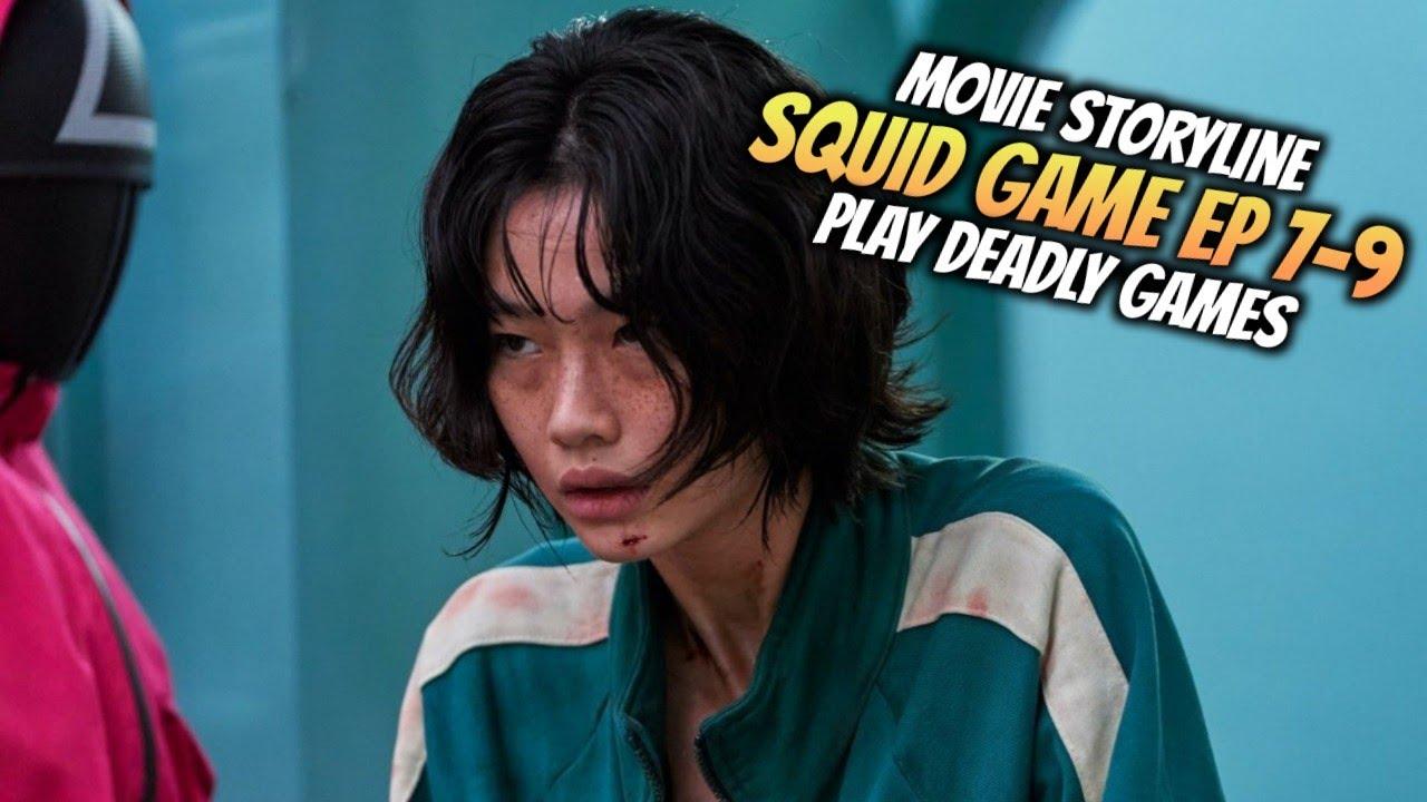 Download Squid Game English Dub Season 1 Episode 7-9 | Movie Recap