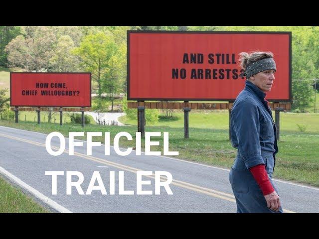 Three Billboards Outside Ebbing, Missouri | Officiel HD Trailer #1 | 2018