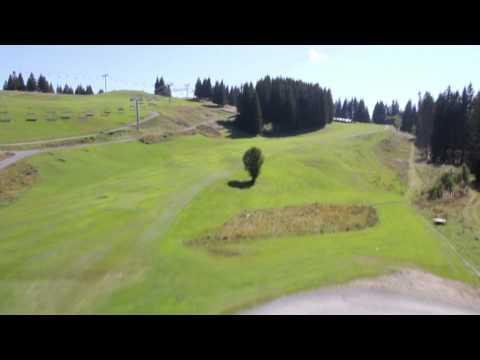 Trou n°12 - Golf Les Gets