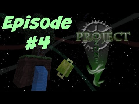 Minecraft: Project Ozone //#4 - The Rubber Tree of Doom!