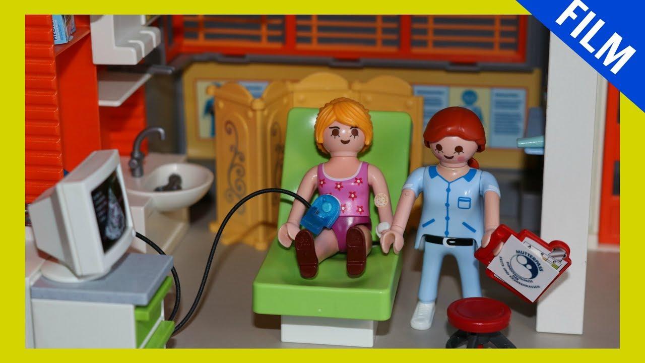 Playmobil Film Deutsch Zwillinge Beim Frauenarzt Kinderserie