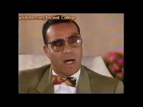 Minister Farrakhan interview by Barbara Walters (1994) 1 of 2