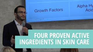 What Skin Care Active Ingredients Improve your skin?