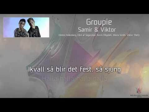 "Samir & Viktor - ""Groupie"" [Instrumental version]"