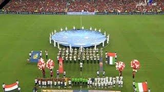 -مع شوبير - الشوط الأول من مباراة الأهلي وروما