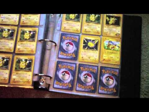 Thrift Store Pickups Haul (2013) | Pokemon Cards Comic Books Video Games | Robles Junior HD
