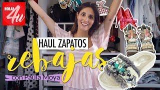HAUL ZAPATOS - ideas para las rebajas   Con Paula Moya