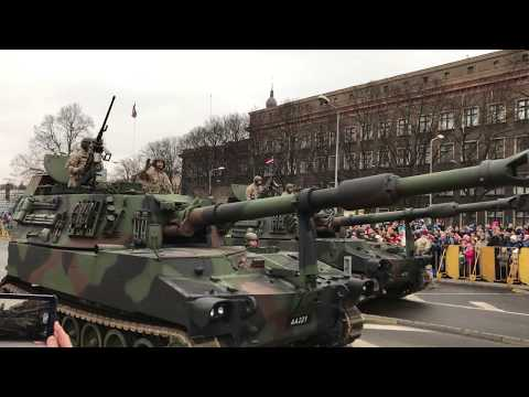 18th November Military Parade (Latvia)