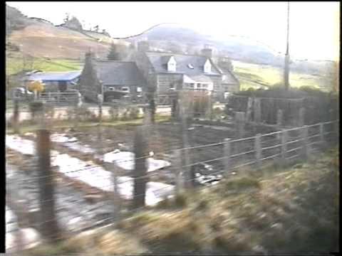 Entire train journey: Inverness - Thurso, plus ferry Scrabster - Stromness