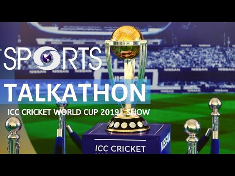 #LIVE ICC Cricket World Cup Adda | DD Sports #ENGvPAK | 3rd June