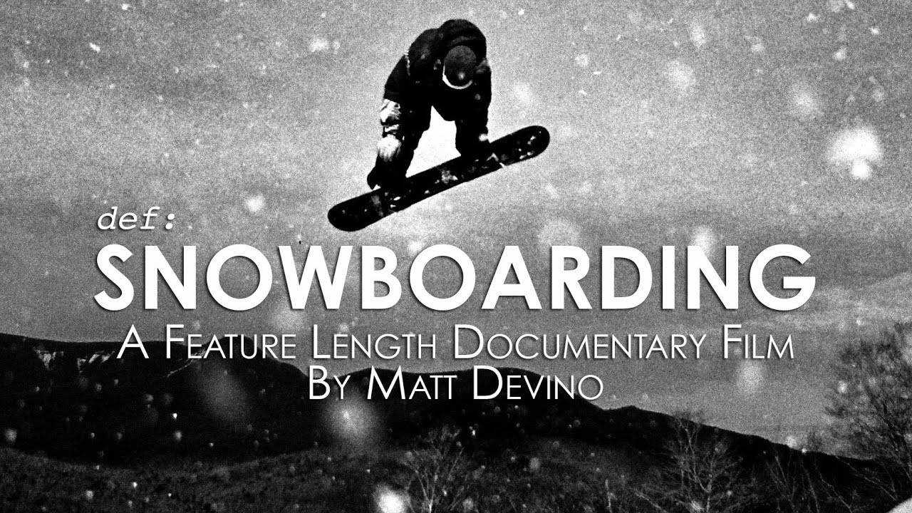 an introduction to history of snowboarding History of snowboarding the history of snowboarding in 1964 a young surf freak called sherman poppen was dreaming about surfing the magic winter landscape of the rockies.