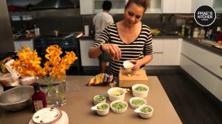 How To Make Baked Spinach With Cheese By Prae's Kitchen