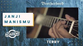 Download Lagu TERRY - Janji Manismu - Brotherhood Version mp3