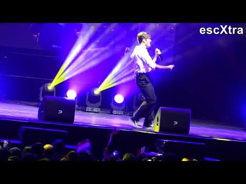 PERFORMANCE: Benjamin Ingrosso - Dance You Off @ Eurovision In Concert 2018 // ESCXTRA.com