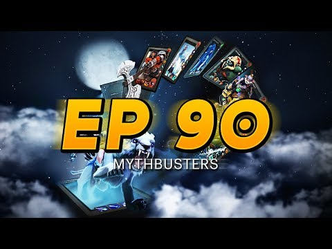 Dota 2 Mythbusters - Ep. 90 thumbnail