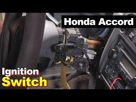 Honda Odyssey Key Replacement >> como cambiar el ingnition switch de honda facil y rapido | Doovi
