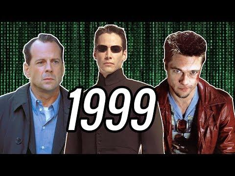 1999: Quando o Cinema Quebrou a Realidade