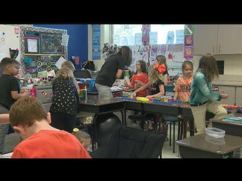 Local teachers receiving funding online