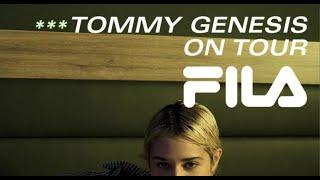 UO x Fila – Tommy Genesis on Tour