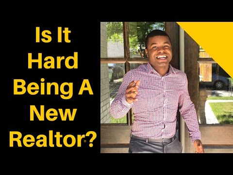 Is It Hard Being New Realtor Chastin Miles