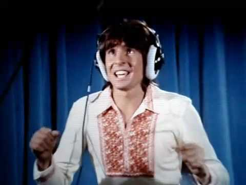 Davy Jones on the Brady Bunch- Girl