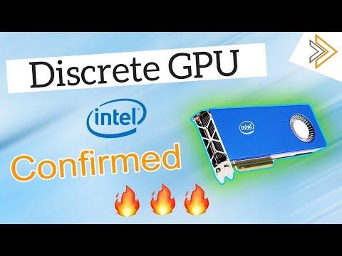 Intel's First DISCRETE GPU in Year 2020 | Intel Confirmed [ in Hindi ]